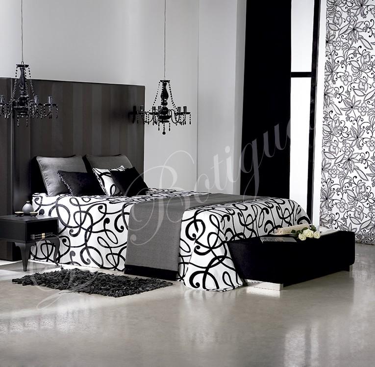 Cabeceros y cabezales de cama tapizados con tela muy - Cabeceros de cama tapizados ...