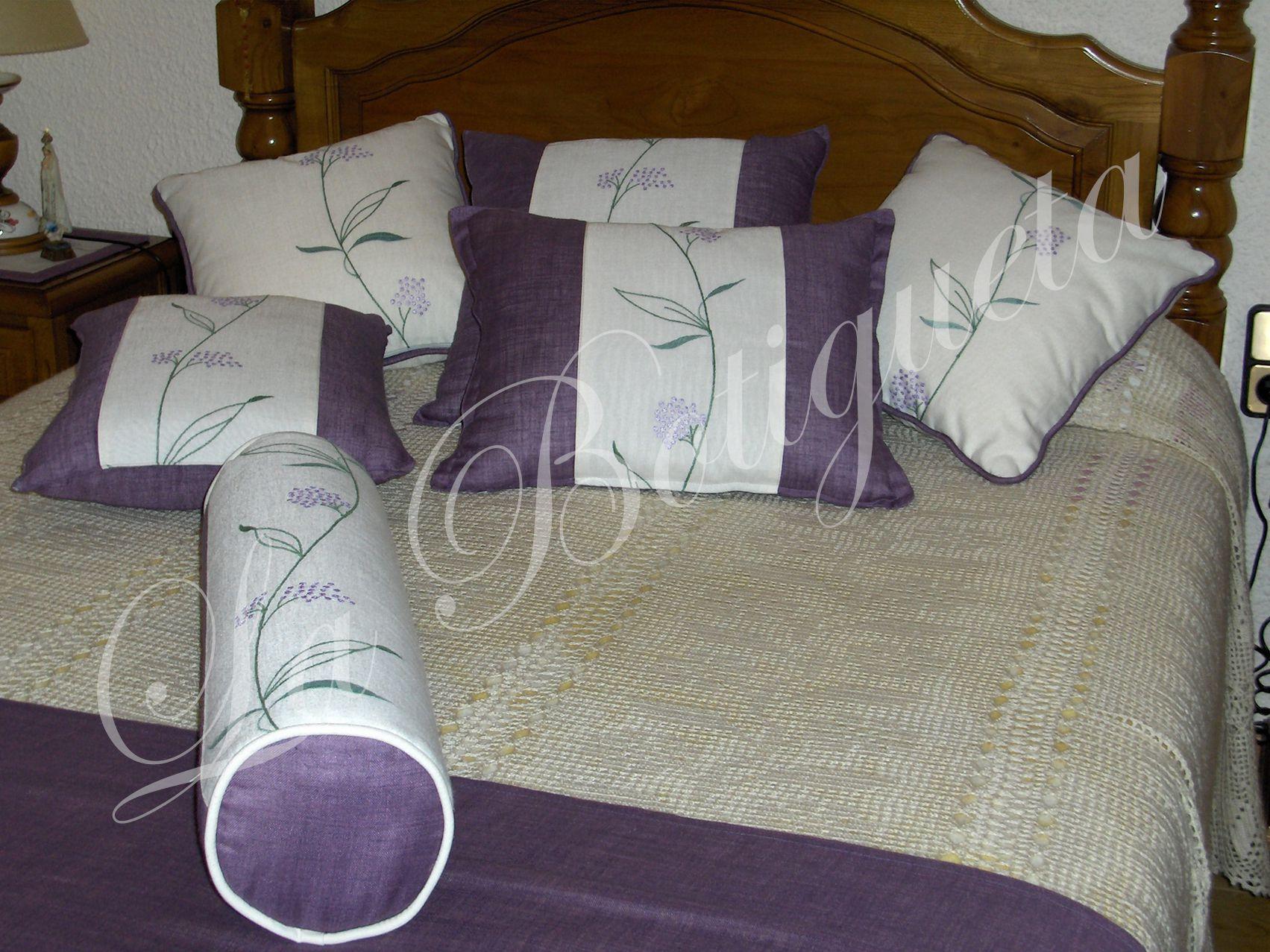 Edredones colchas de cama y telas para cojines personalizadas - Tela para colchas ...
