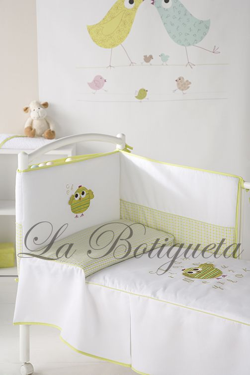 Cortinas para habitaci n de beb y estores infantiles bonitos for Cortinas para cuarto de bebe