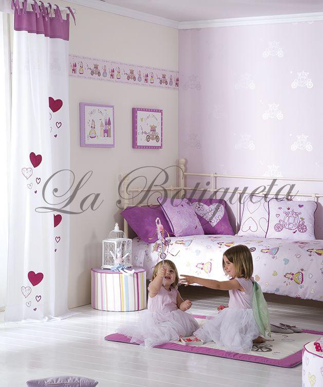 Cortina para dormitorios de jóvenes y niños