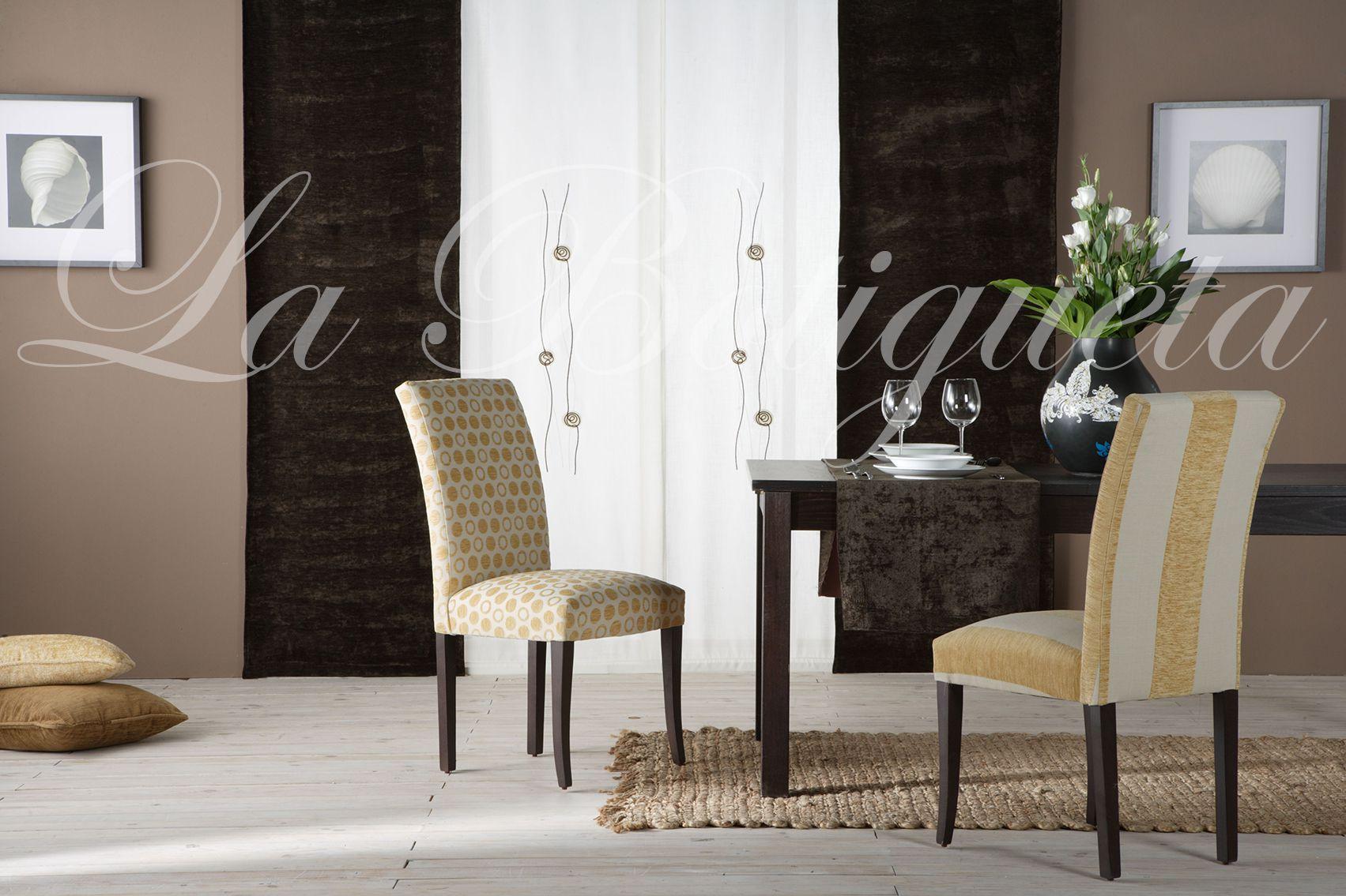 Cortinas y estores para comedor o sal n modernos o cl sicos for Modelos de cortinas de salon