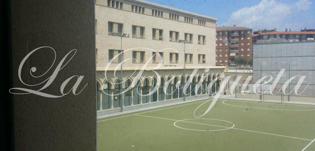 Venecianas en Col·legi Reial Monestir de Santa Isabel en Barcelona